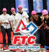 First Tech Challenge (Ages 14 to 18)