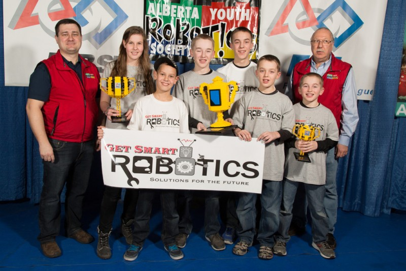 2013 Champions 1 Get Smart Robotics