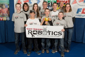 2013 Robot Perf 1 Get Smart Robotics